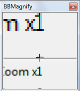 BBMagnify